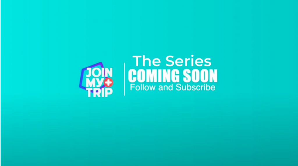 The JoinMyTrip Series trailer with instagram influencer MomImFine