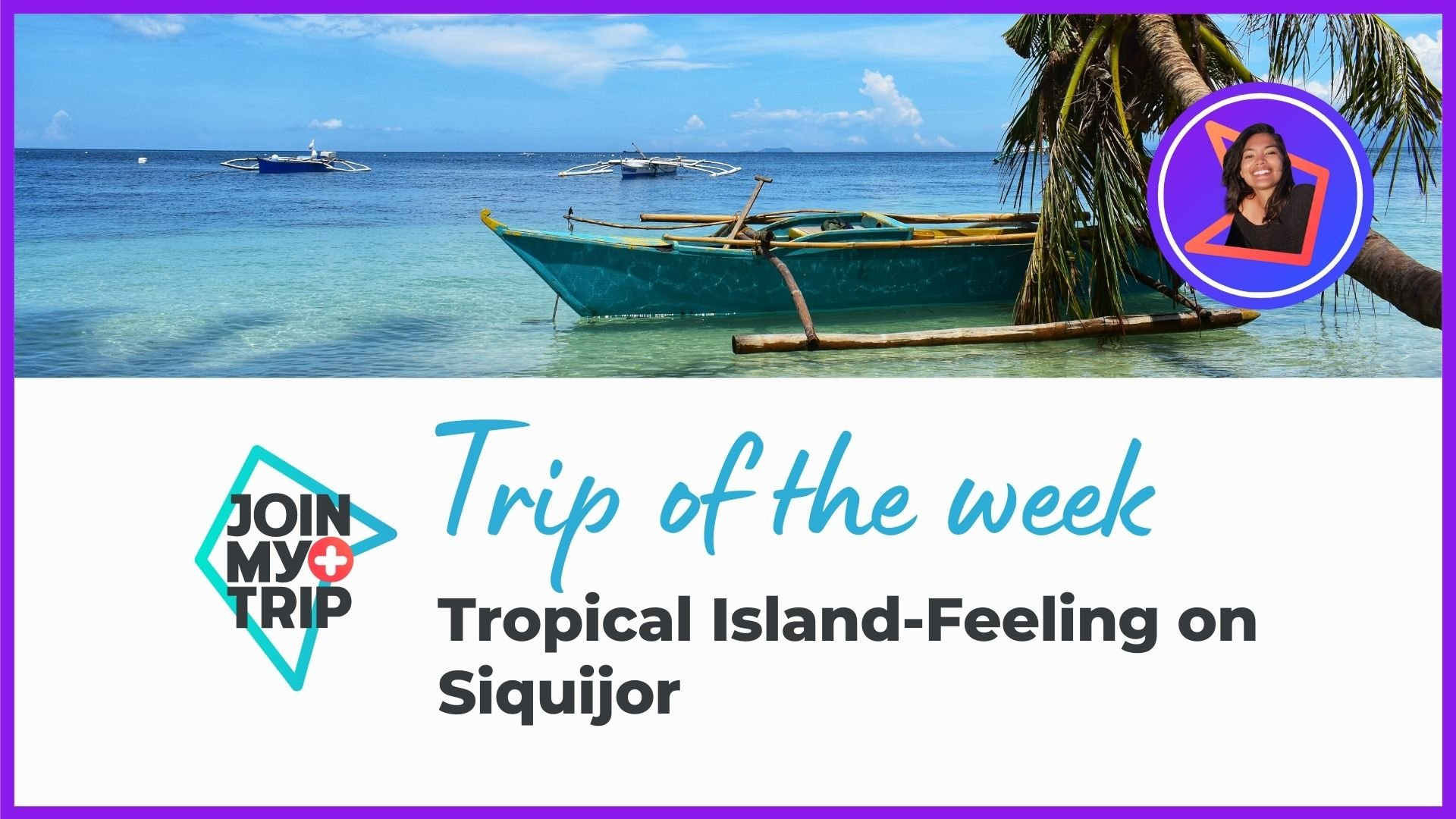 Tropical Island-Feeling on Siquijor on Trip of the Week.