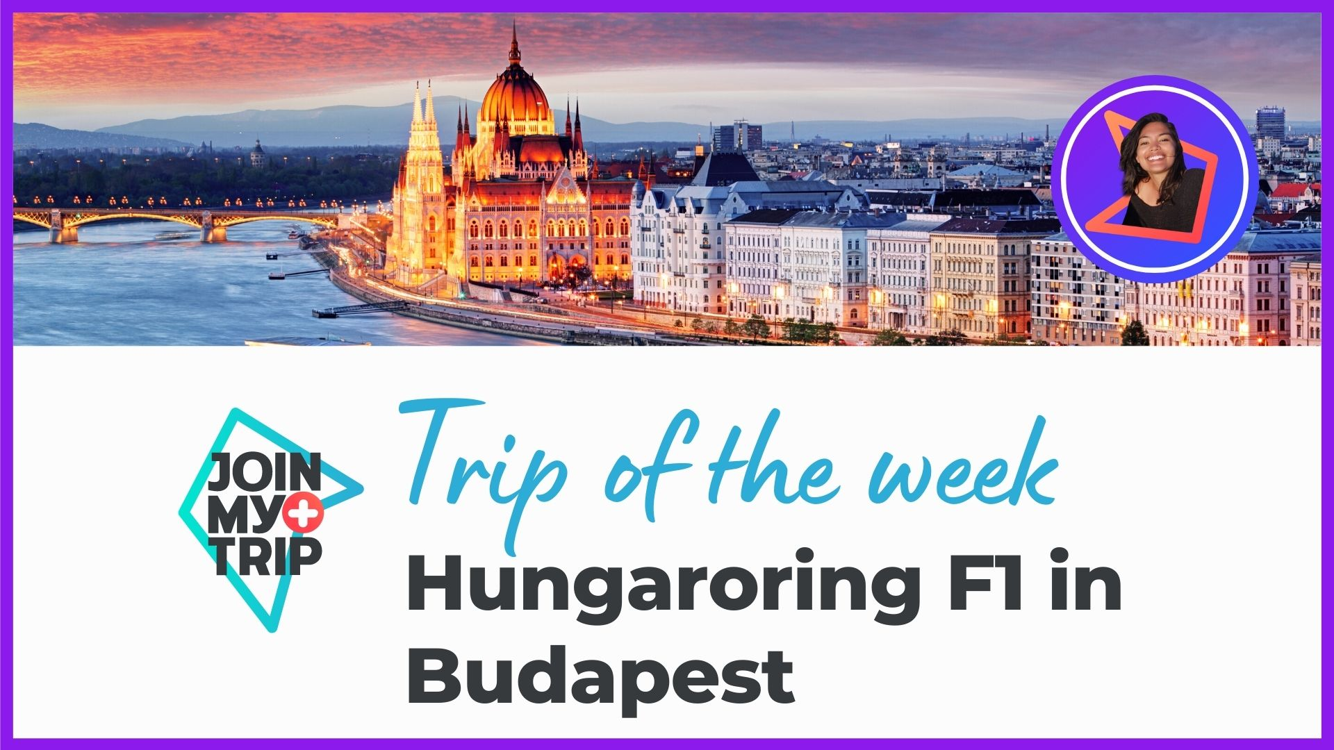 Hungaroring F1 in Budapest, Trip of the week.