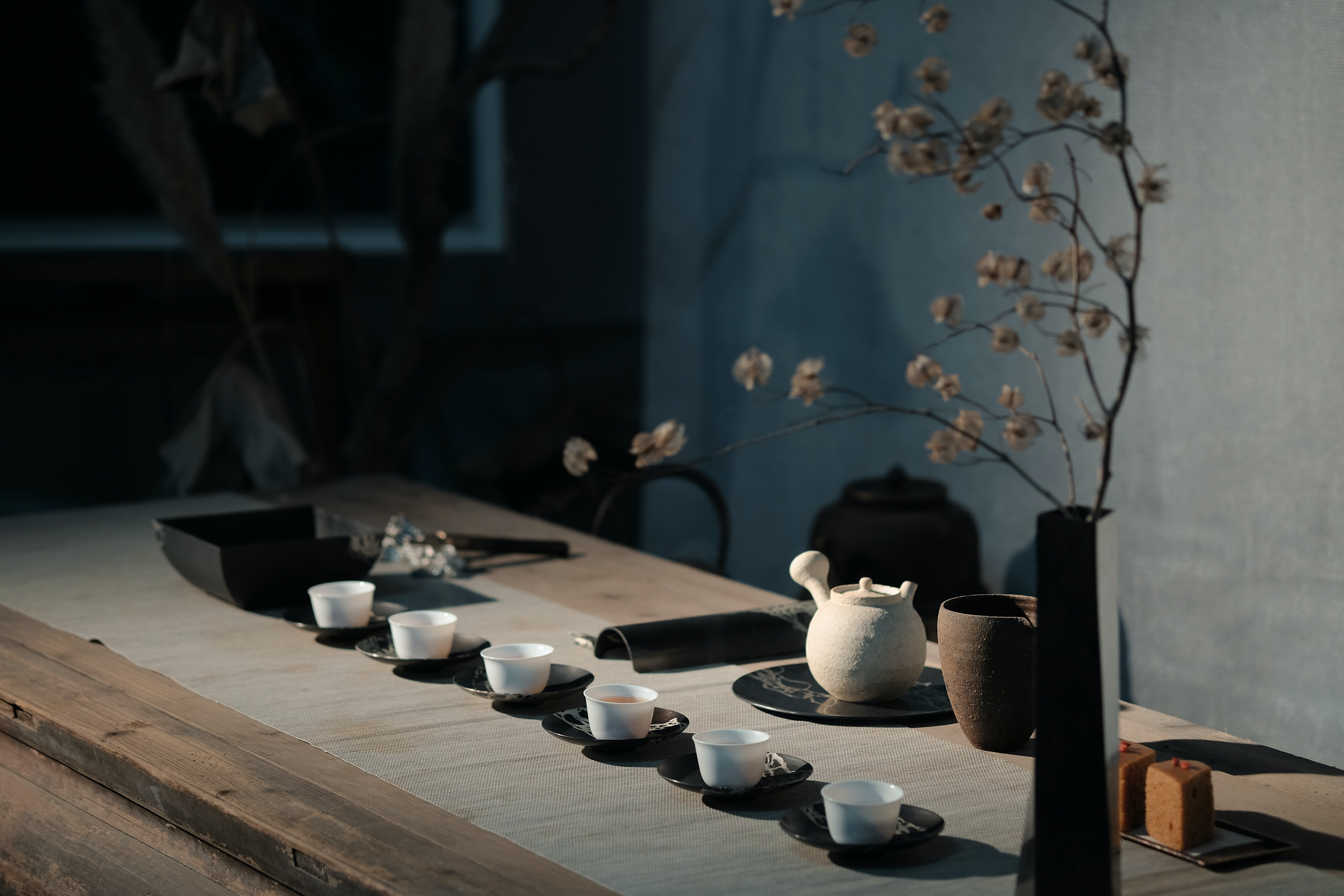 The best destinations for tea lovers.