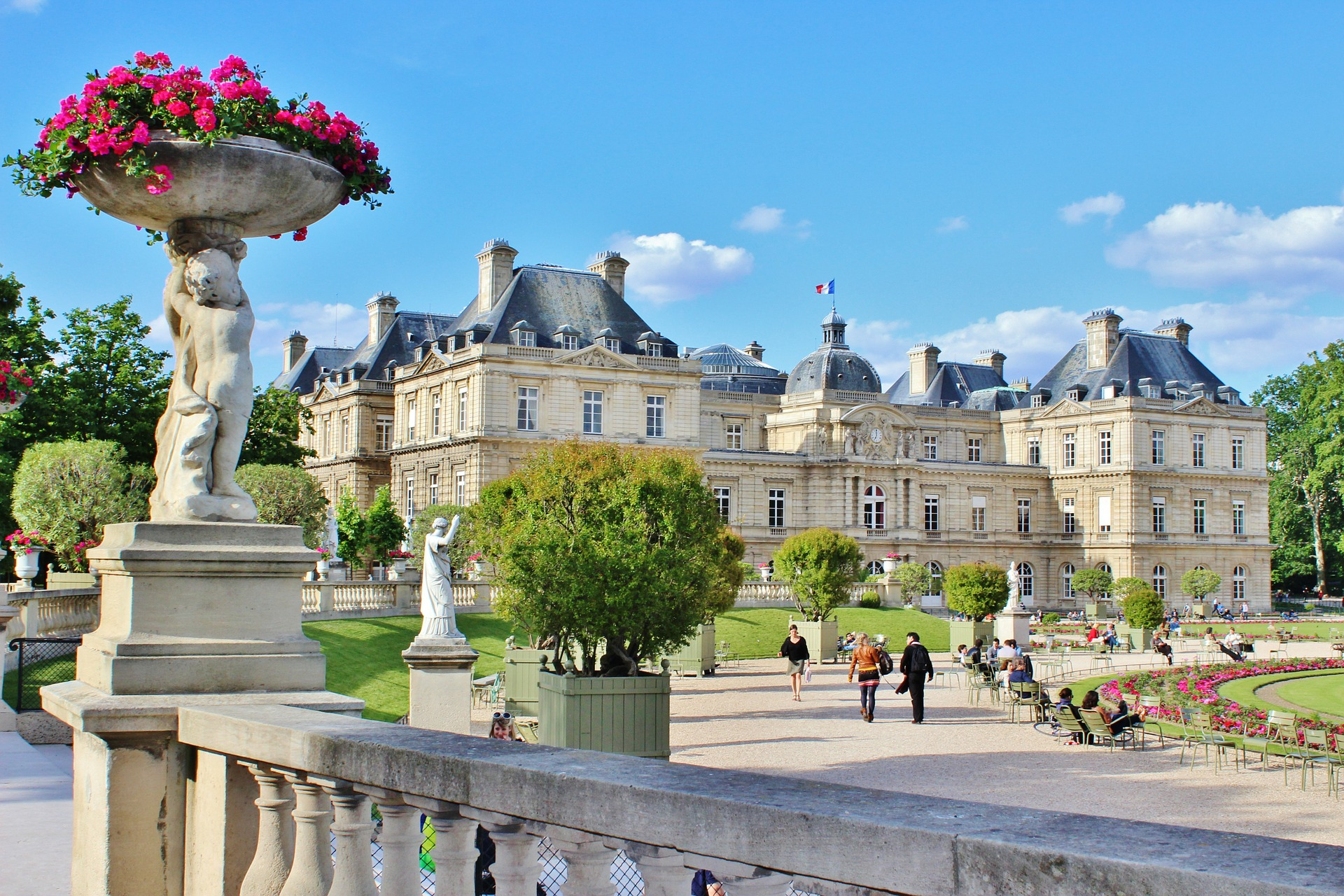 Most Beautiful City Parks in the World